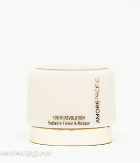 AMORE PACIFIC Youth Revolution Radiance Cream & Masque 8мл