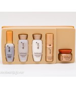 Sulwhasoo Concentrated Ginseng Renewing EX Kit (набор из 5 средств)