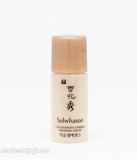 Sulwhasoo Concentrated Ginseng Renewing Serum 4мл