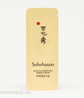 Sulwhasoo Essential Perfecting Firming Cream 1мл