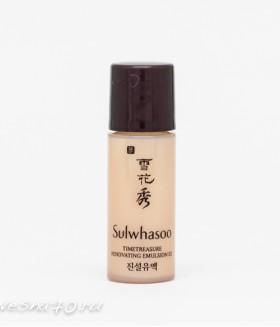 Sulwhasoo Timetreasure Renovating Emulsion 5.5мл