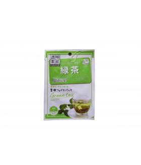 Маска тканевая Зеленый Чай