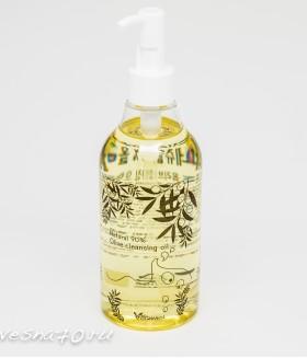 Elizavecca Natural 90% Olive Cleansing Oil гидрофильное масло для умывания с оливковым маслом 300мл