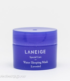 LANEIGE Water Sleeping Mask Lavender 15мл