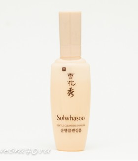 Sulwhasoo Gentle Cleansing Foam 15мл/50мл/3мл