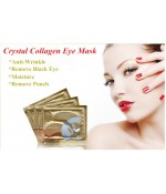 Crystal Collagen Eye Mask патчи для век