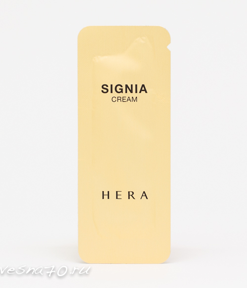 HERA Signia Cream 1мл