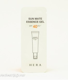 HERA Sun Mate Essence Gel SPF40 PA++ 1мл