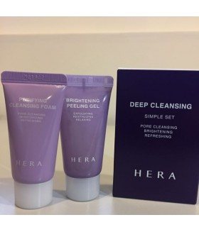 HERA Deep Cleansing Set 15мл+15мл
