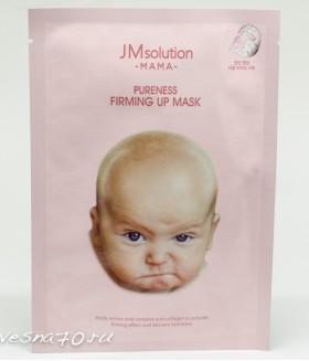 Омолаживающая тканевая маска JM Solution MAMA Pureness Firming Up Mask