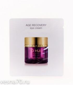 O Hui Age Recovery Eye Cream 1мл