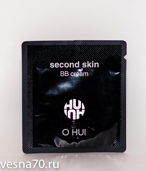 O HUI Second Skin BB Cream 02 1мл