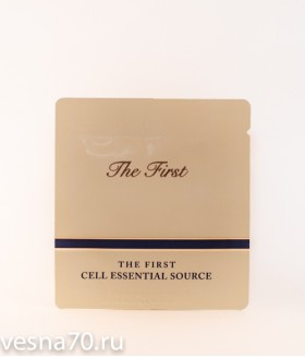 O HUI The First Cell Essencial Source 1мл