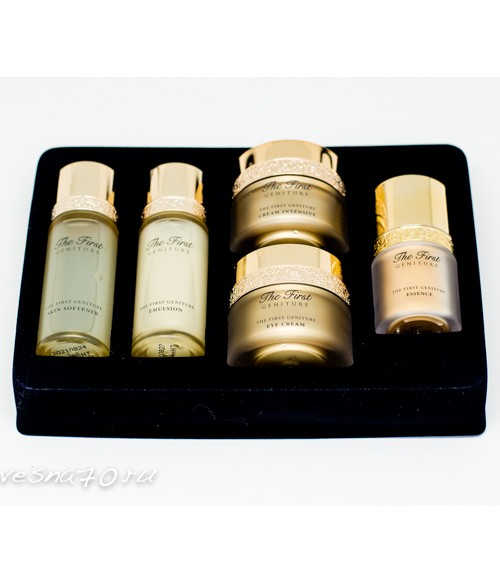 O HUI The First Geniture Special Gift Set набор из 5ти средств
