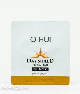 O HUI Day Shield Perfect Sun Block Black EX spf50
