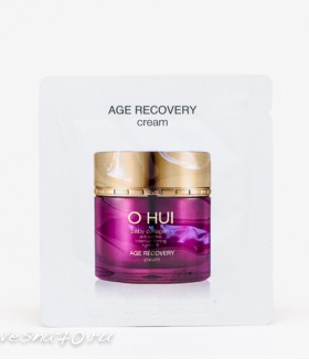 O HUI Age Recovery Cream 1мл
