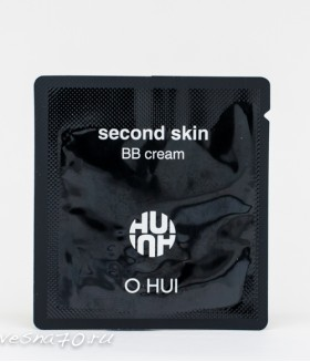 O HUI Second Skin BB Cream 02 1мл
