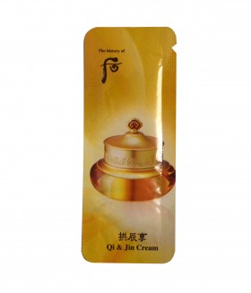 The History of Whoo Qi & Jin Cream 1мл