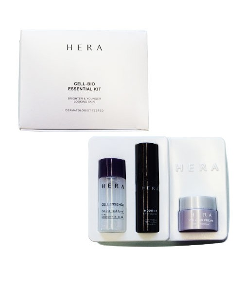 HERA Cell Bio Trial Kit (набор миниатюр) 3 средства