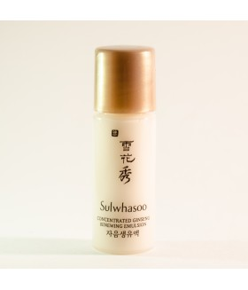 Sulwhasoo Concentrated Ginseng Renewing Emulsion 5мл