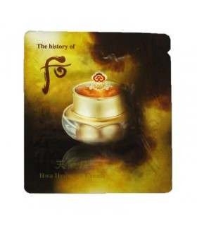 The History of Whoo Hwa Hyun (Cheongidan Radiant) Eye Cream 1мл