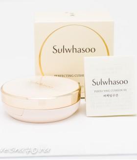 Sulwhasoo Perfecting Cushion EX SPF50+/PA+++ тон23 Natural Beige