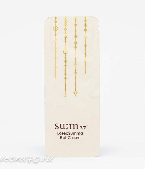 Su:m37 LosecSumma Elixir Cream 1мл