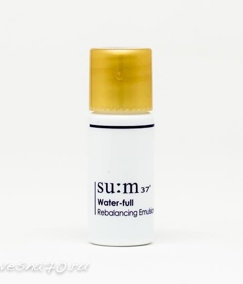 Su:m37 Water-full Rebalancing Emulsion 5мл