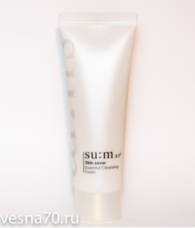 Su:m37 Skin Saver Cleansing Foam 40мл