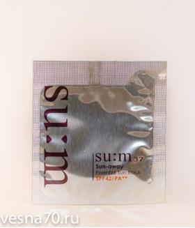 Su:m37 Sun-away Essential Sun Block SPF42/PA++ 1мл