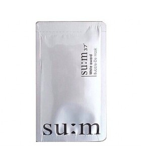Su:m37 White Award Bubble De-Mask 4мл