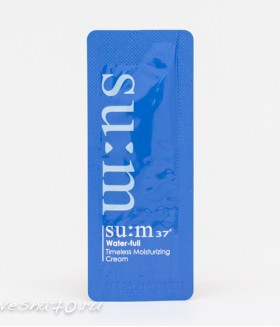 Su:m37 Water-Full Moisturizing Cream 1мл