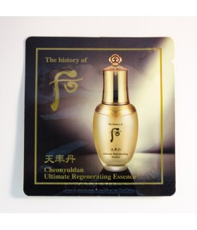 The History of Whoo Cheonyuldan Ultimate Essence 1мл Новинка 2018!