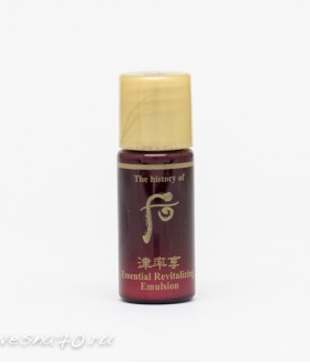 The History of Whoo Jinyul Lotion (Revitalizing Emulsion) 6ml