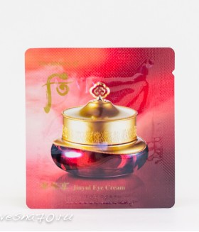 The History of Whoo Jinyul Cream 1мл (Intensive Revitalizing Cream)