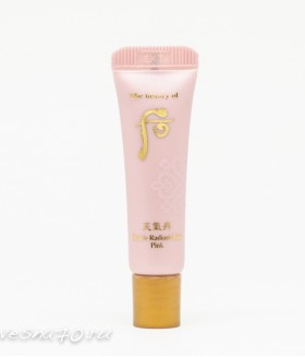 The History of Whoo Double Radiant Pink Base 6мл